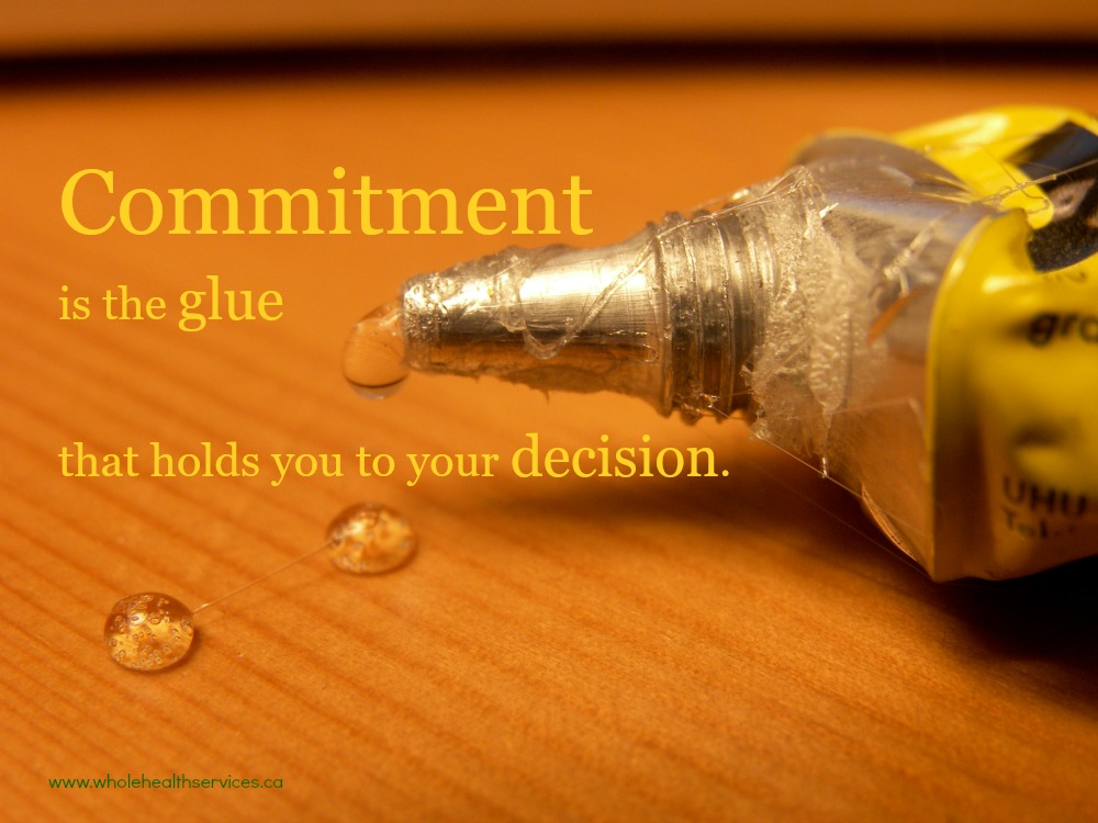 commitment glue