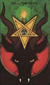 The Devil - Morgan Greer Tarot